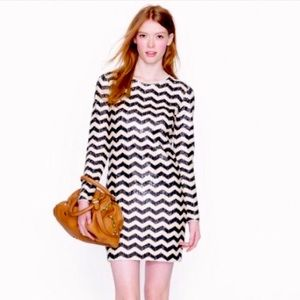 Amazing J Crew Sequence Party Dress